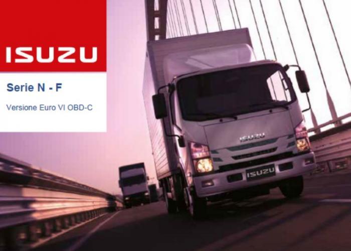 Catalogo e listino prezzi Serie N - F Euro VI OBD-C, Settembre 2018