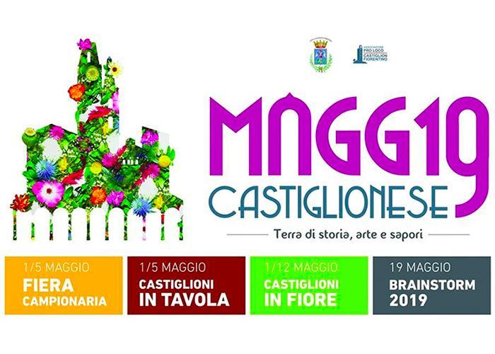 Isuzu al Maggio Castiglionese