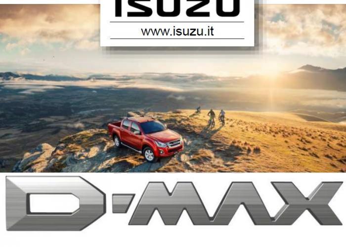 Brochure Nuovo D-Max Settembre 2018