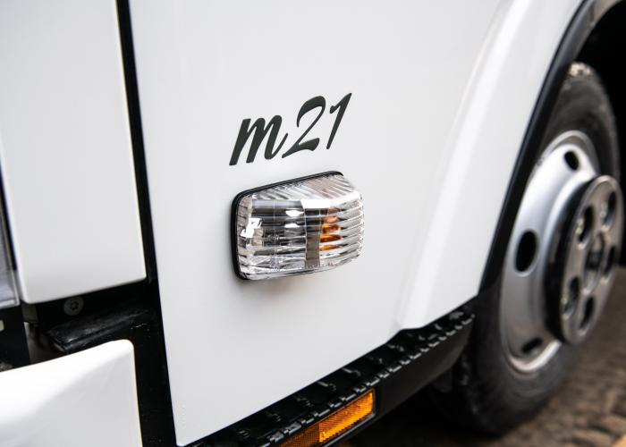Isuzu M21 Scheda Tecnica 2018