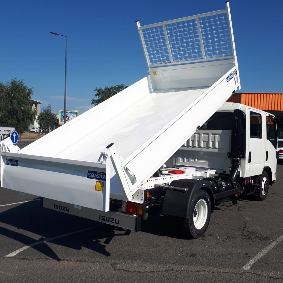Isuzu M21 Double Cab Usabilita