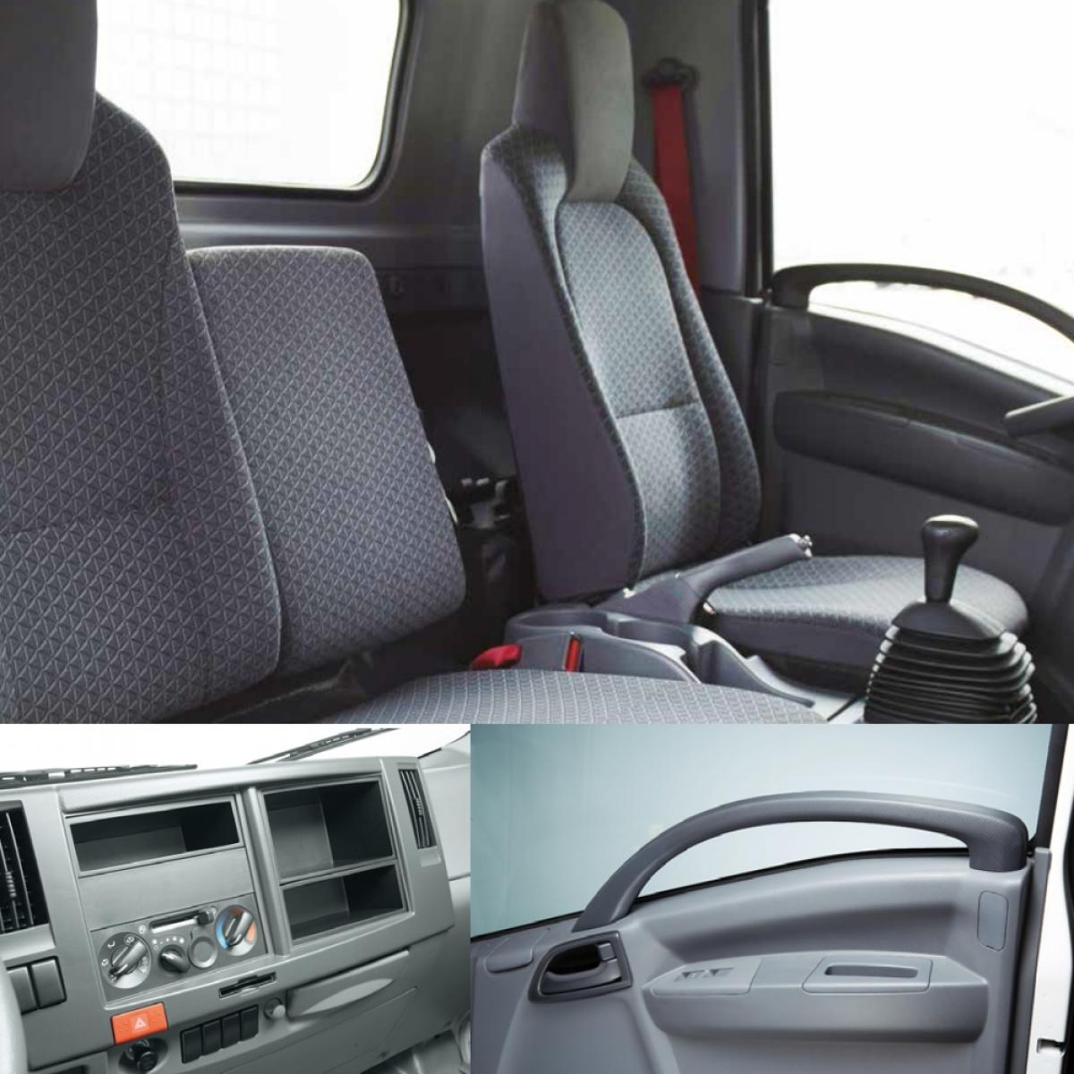 Isuzu M21 Large Double Cab Comfort