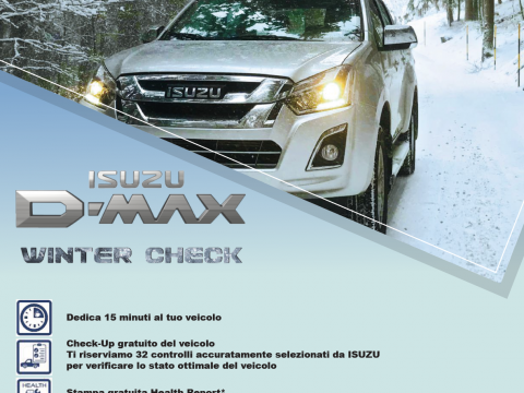 Isuzu Winter Check